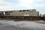KCS 4680, ES44AC, wearing primer on the BNSF